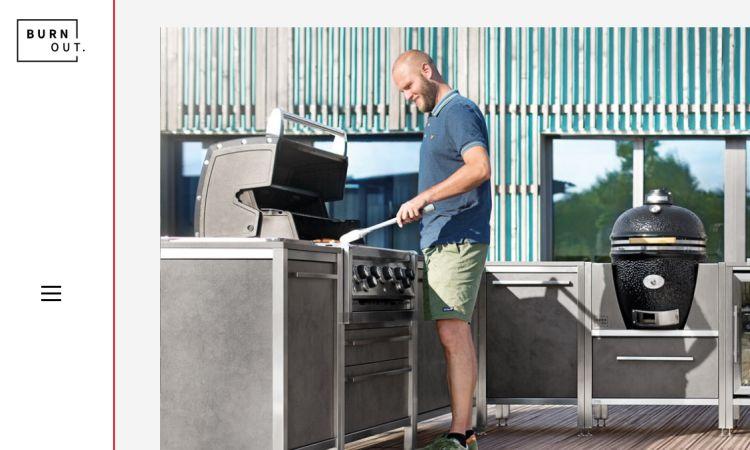 Burn Out Outdoor Küchen