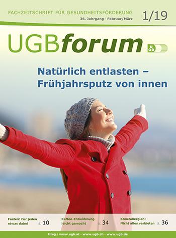 UGBforum - Natürlich entlasten - Frühjahrsputz von innen