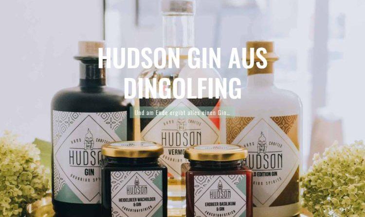 Hudson Bavarian Spirits – Gin aus Dingolfing