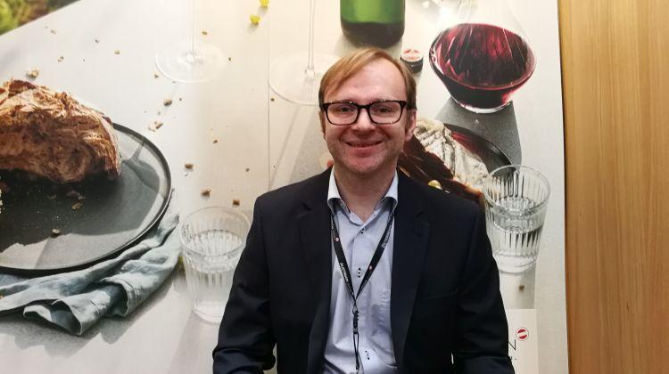 Auf der ProWein19 im Gespräch mit Florian Schütky vom Österreich Wein-Marketing