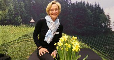 Interview mit Christina Lauber von Badischer Wein auf der ProWein19