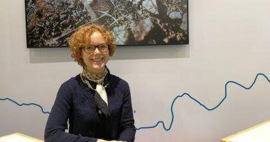 Interview mit Nadine Poss von Nahe Wein auf der ProWein 19