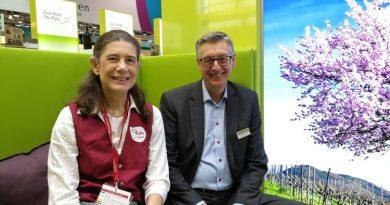Interview mit Dr. Janik von Pfalzwein auf der ProWein