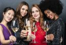 Style and substance: Riedel Fatto a Mano Champagner Weinglas in Gelb