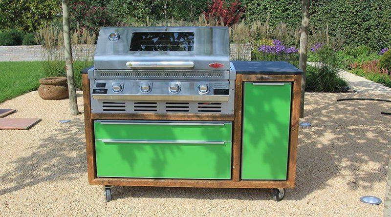 Proks Outdoor-Küchen