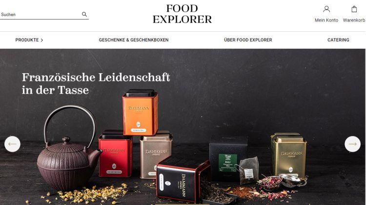 Foodexplorer – Delikatessen aus aller Welt und inspirierende Kochideen