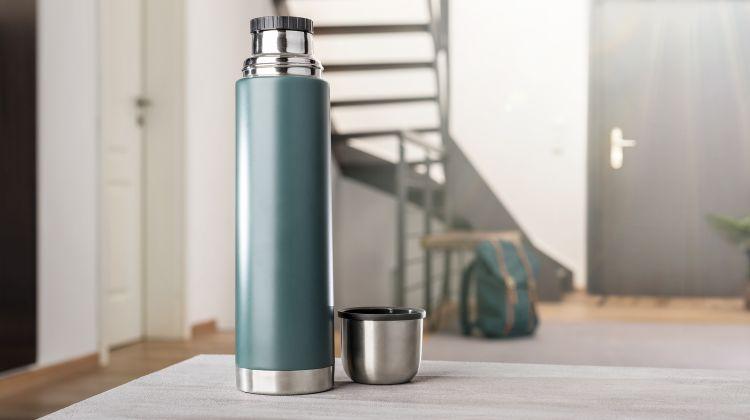 Trinken hält fit: isoTherm Eco von alfi