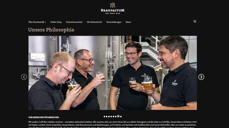 Braufactum – Craft Beer auf die deutsche Art