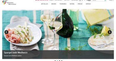 Deutsches Weininstitut - Screenshot: Tutti i sensi