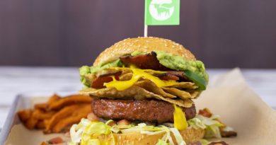 Beyond Nacho Buger - Foto: Gourmetfleisch.de