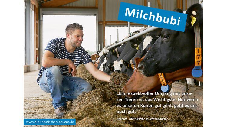 """Imagekampagne """"Helden vom Feld"""" RLV"""