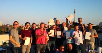 International Wine Institute zeichnet 12 neue Profis im Weinhandel aus