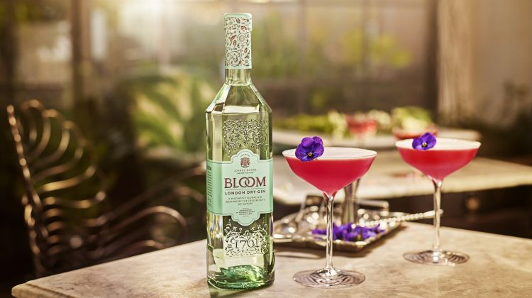 Bloom London Dry Gin - Clover Club Twist