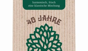 Herbara Jubiläumstee - 40 Jahre Herbaria
