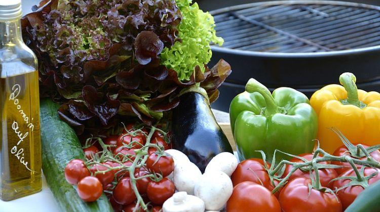 RLV: Gemüse Grillen - Foto: Sabine Weis