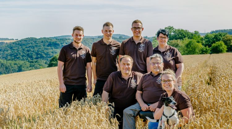 Familie Guhl, Sieger-Familie 2018, Foto: Netzwerk Agrarmedien
