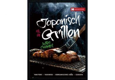 Jonas Cramby - Japanisch Grillen - Hädecke Verlag