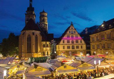 Das Stuttgarter Weindorf - Bild: Pro Stuttgart e.V_Bernd Hanselmann