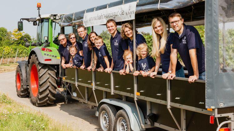 Agrar-Familie Hahn - 2019
