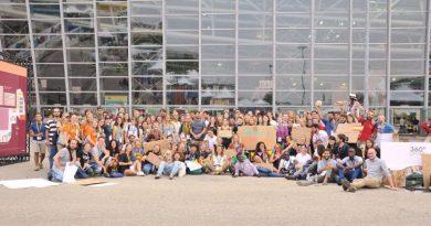 Slow Food Youth-Treffen Europa bei den Herrmannsdorfer Werkstätten