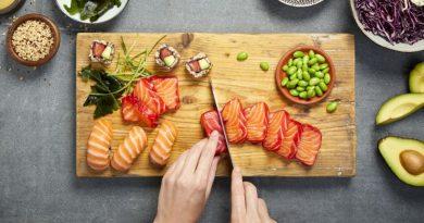 Sushi Daily - Zubereitung Quinoa Menu
