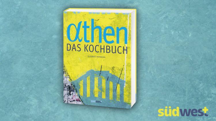 Das einzige Athen-Kochbuch - außergewöhnlich fotografiert und gestaltet - Südwest Verlag
