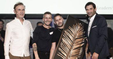 Leaders Club Award - Goldene Palme für Bar Shuka