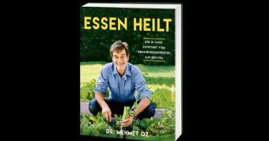 Essen heilt von Dr. Mehmet Oz, Südwest Verlag