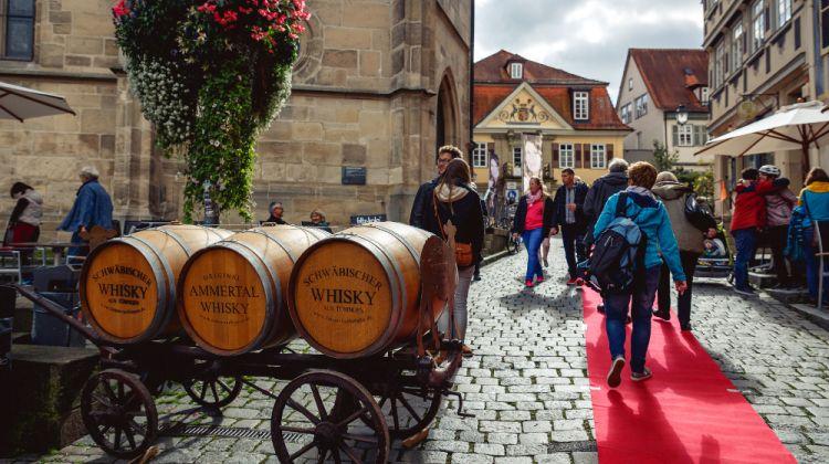 Schwäbischer Whisky Tag