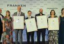 WeinGala 2019: Staatsministerin Judith Gerlach übergibt Staatsehrenpreise an fränkische Winzer