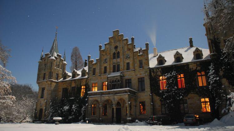Vorweihnachtsfestival auf Schloß Ippenburg startet am 8. November