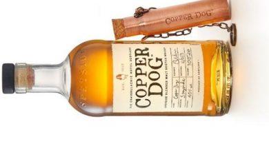 """Eine Geschichte um Schmugglerware aus der Speyside - Premium Blended Scotch Whisky """"Copper Dog"""""""