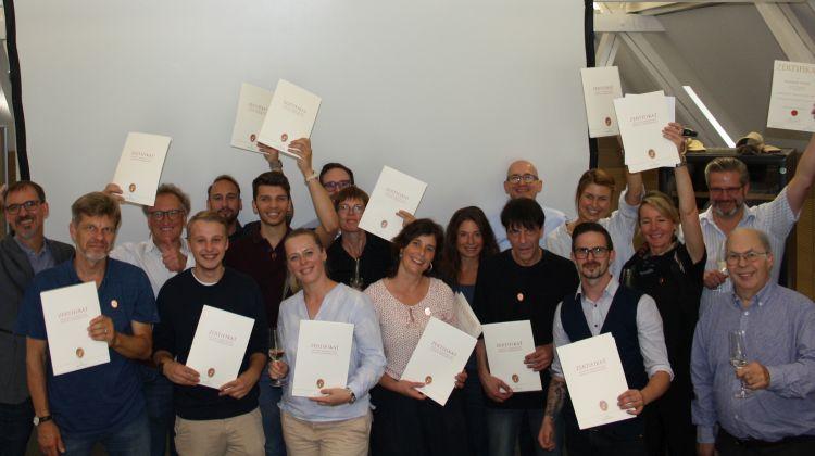 Das International Wine Institute bietet Anfang nächsten Jahres in Stuttgart verschiedene Lehrgänge zum Sommelier an. -Foto: IWI