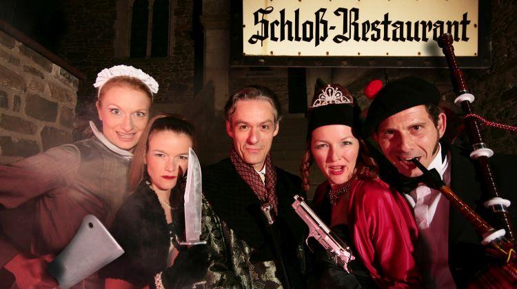 """Das Original Krimidinner - """"Nacht des Schreckens"""""""