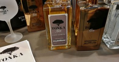 Der Gin mit der Tonka-Bohne – Tonka Gin - Foto: Tutti i sensi