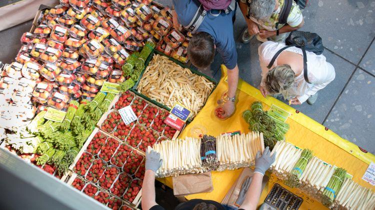 Bewusst genießen – Markt des guten Geschmacks in Stuttgart - Foto: Messe Stuttgart