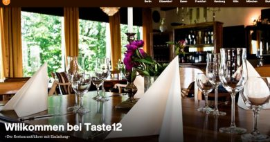 Taste Twelve - Screenshot: Tutti i sensi