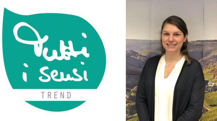 Laura Bromberger, Geschäftsführerin von Weinland Nahe e.V.