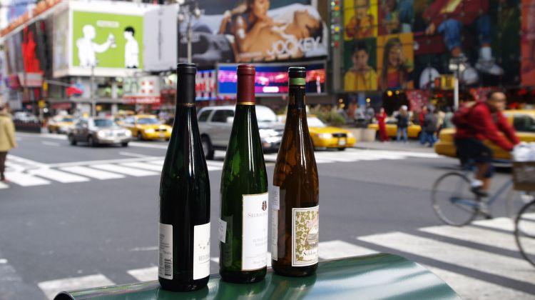 Deutsche Weinexporte legen zu