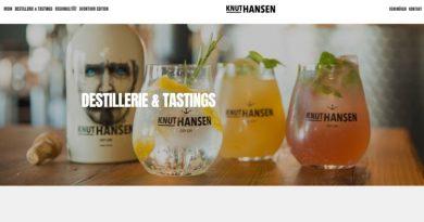 Norddeutscher Gin - Knut Hansen Dry Gin - Screenshot Tutti i sensi