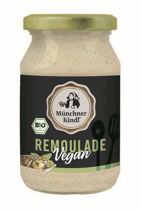 Münchner Kindl Remoulade Vegan