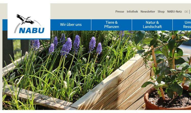 NABU Tipps in den Zeiten von Corona - Screenshot Tutti i sensi