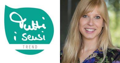 Lucia Biehl, Leitung Marketing und PR bei Byodo Naturkost - Collage, Fotos: Byodo, Tutti i sensi