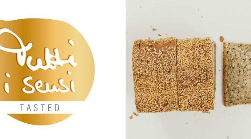 Tutti i sensi Gold-Bewertung für das B. Just Bread Eiweiß-Brot