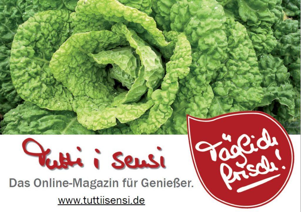 Täglich Frisch: Online-Magazin Tutti i sensi