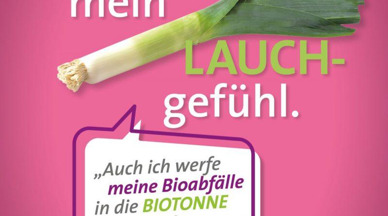 """BürgerInnen werden zur Teilnahme an """"Deutschlands Biotonnen-Versprechen"""" aufgerufen - Foto: Aktion Biotonne"""