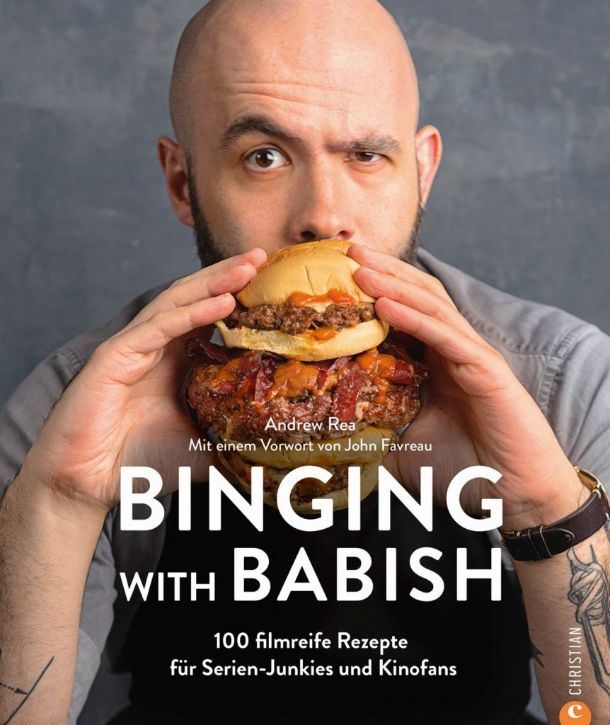 Rezeptsammlung für den Filmabend von Binging with Babish