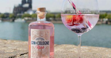Für den Sommer zuhause - Gin de Cologne in Rosé - Foto: Gin de Cologne