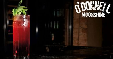 O'Donnel - Rezept für Moonshine Cherry
