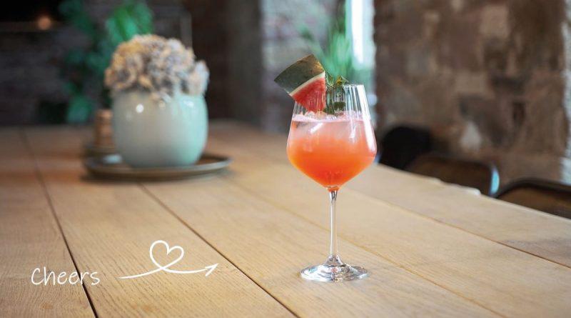 Erfrischender Cocktail für heiße Sommertage – Watermelon Sprizzz